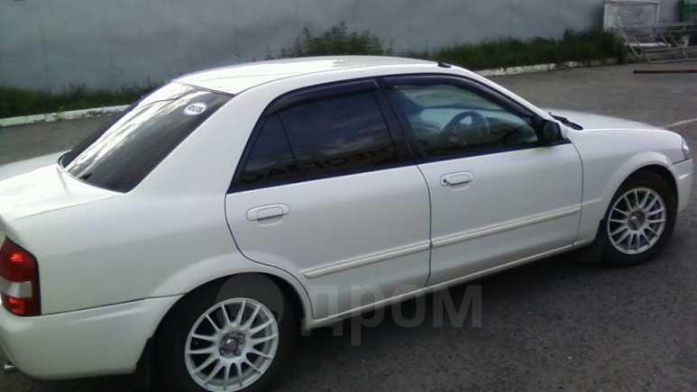 Mazda Familia, 2003 год, 290 000 руб.