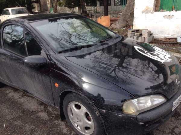 Opel Tigra, 1995 год, 116 000 руб.