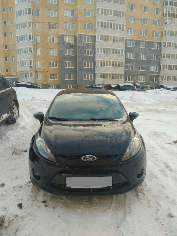 Ford Fiesta, 2010 год, 350 000 руб.