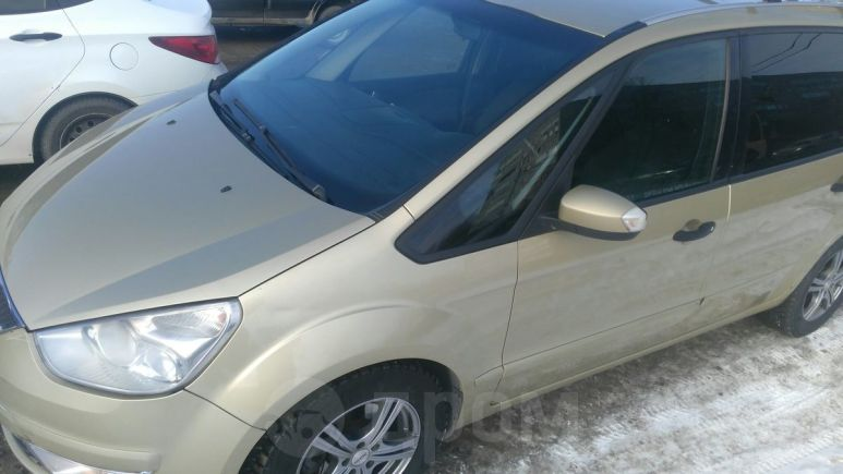 Ford Galaxy, 2008 год, 499 999 руб.