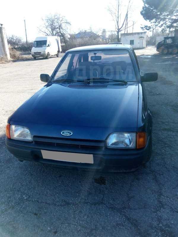 Ford Escort, 1986 год, 80 000 руб.