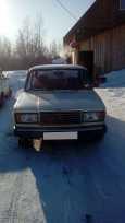 Лада 2107, 1987 год, 25 000 руб.