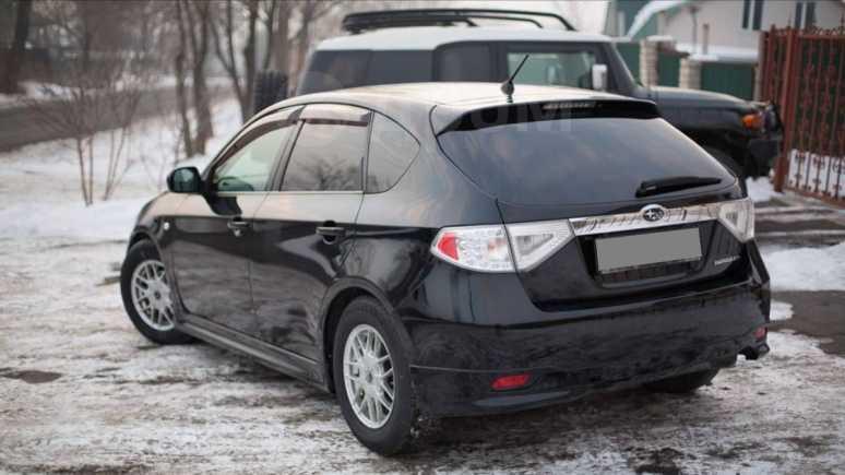 Subaru Impreza, 2008 год, 445 000 руб.