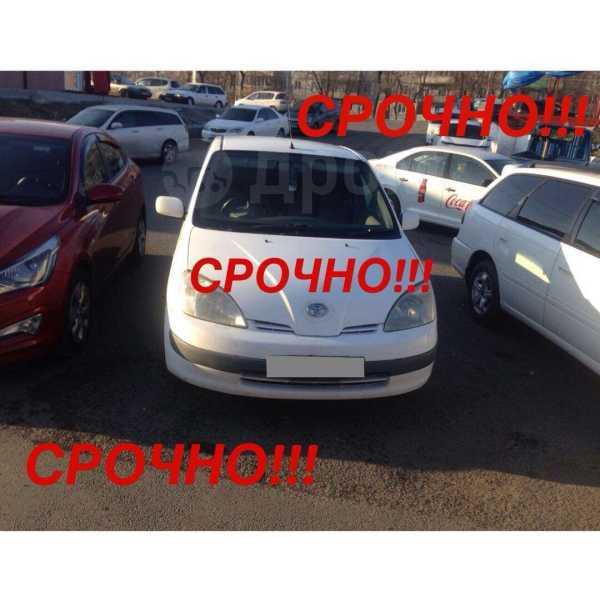 Toyota Prius, 2000 год, 235 000 руб.