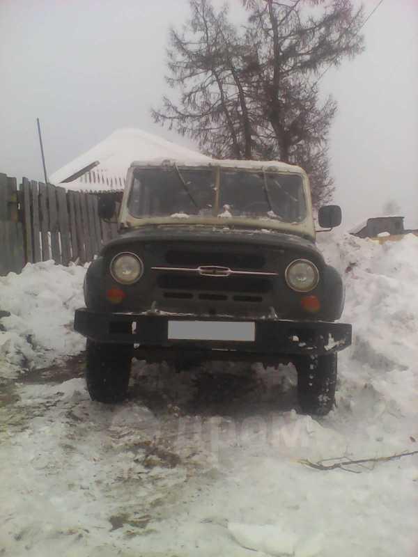 УАЗ 469, 1981 год, 65 000 руб.