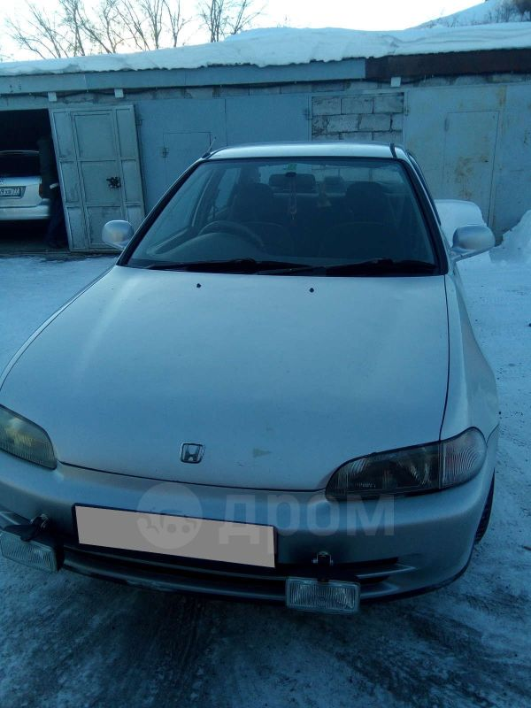 Honda Civic Ferio, 1994 год, 85 000 руб.