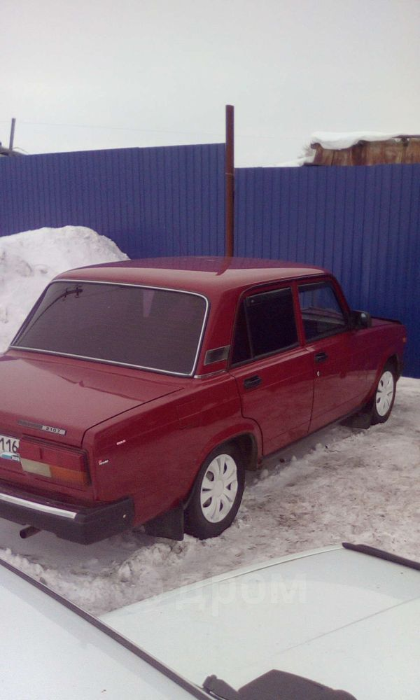 Лада 2107, 2007 год, 70 000 руб.