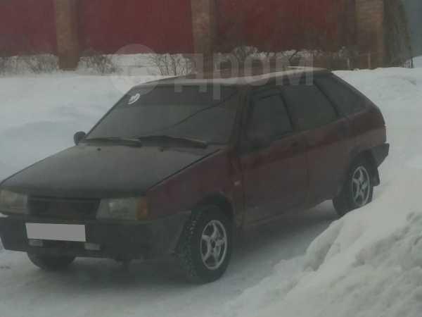 Лада 2109, 1991 год, 45 000 руб.