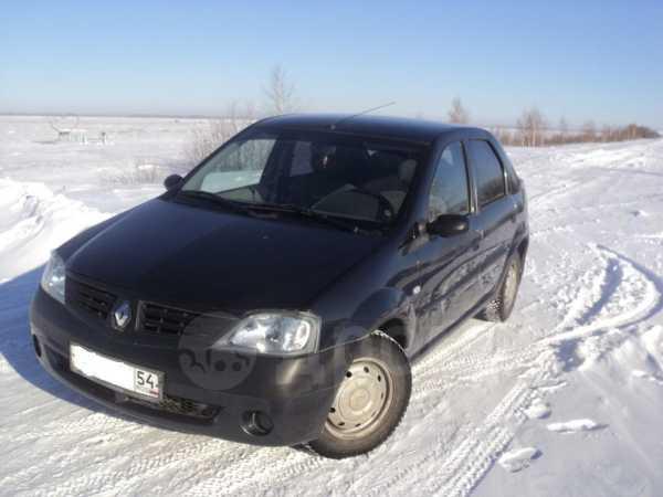 Renault Logan, 2009 год, 223 000 руб.