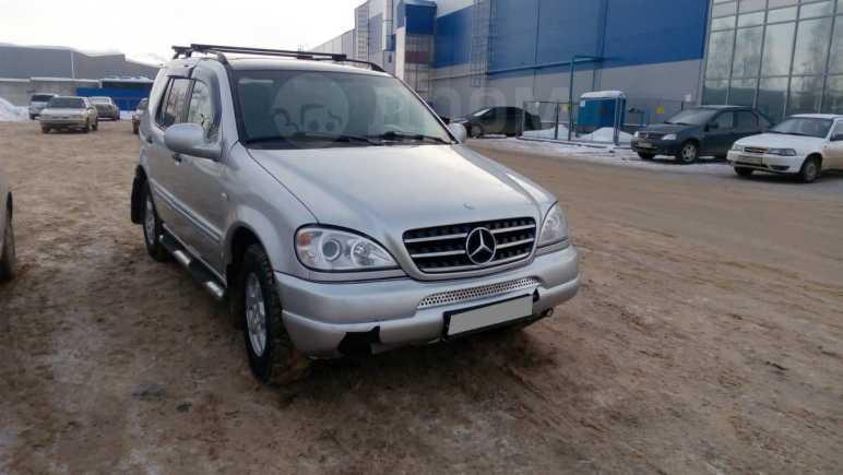 Mercedes-Benz M-Class, 2000 год, 345 000 руб.