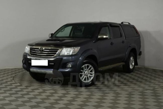 Toyota Hilux Pick Up, 2012 год, 1 380 000 руб.