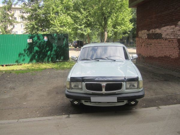 ГАЗ 3110 Волга, 1998 год, 105 000 руб.