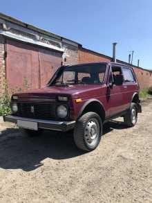 Новосибирск 4x4 2121 Нива 1996