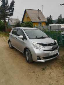 Усть-Илимск Toyota Ractis 2011