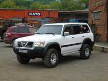 Владивосток Patrol 1998