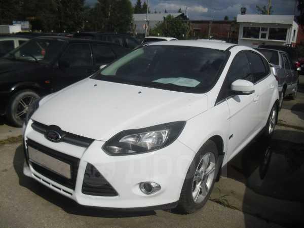 Ford Focus, 2014 год, 515 000 руб.