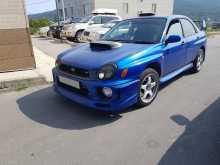 Магадан Impreza WRX STI