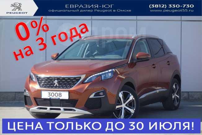 Peugeot 3008, 2018 год, 1 653 000 руб.