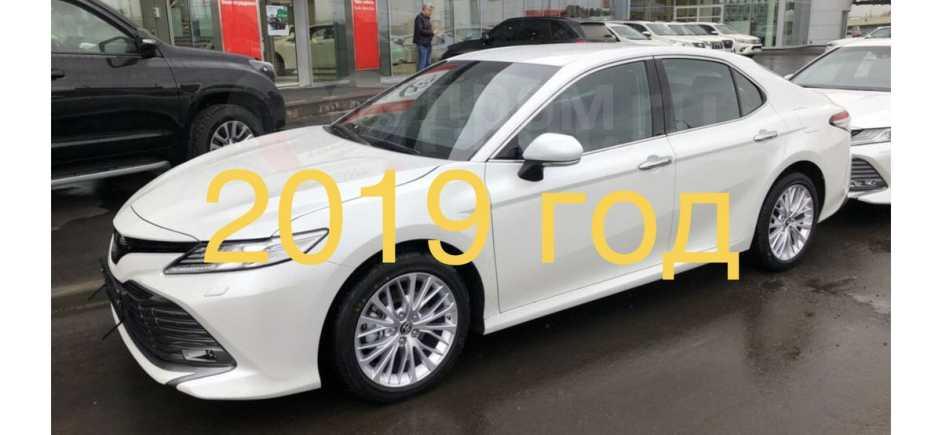 Toyota Camry, 2019 год, 1 999 900 руб.