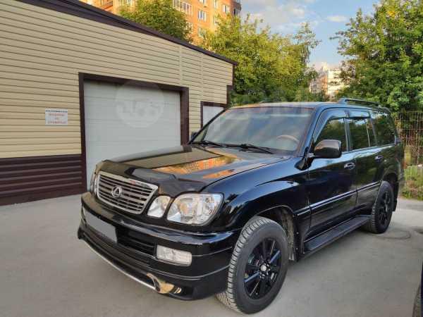 Lexus LX470, 2000 год, 950 000 руб.