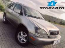 Владивосток RX300 2001