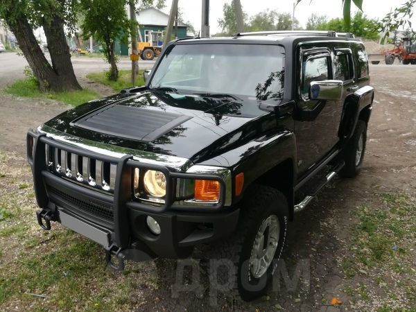 Hummer H3, 2005 год, 999 999 руб.