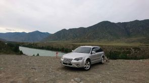 Барнаул Outback 2005