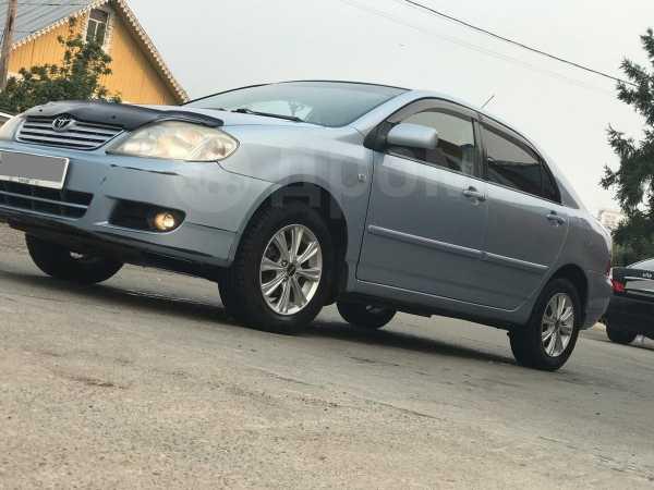 Toyota Corolla, 2004 год, 420 000 руб.