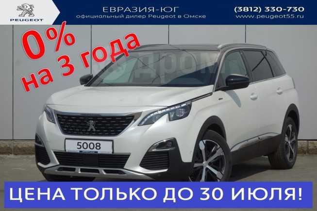 Peugeot 5008, 2018 год, 1 997 000 руб.
