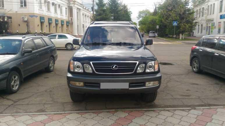 Lexus LX470, 2000 год, 1 000 000 руб.