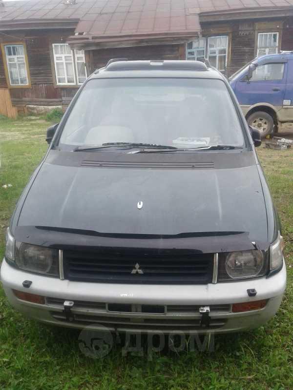 Mitsubishi RVR, 1991 год, 150 000 руб.