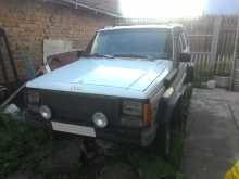 Новосибирск Cherokee 1993