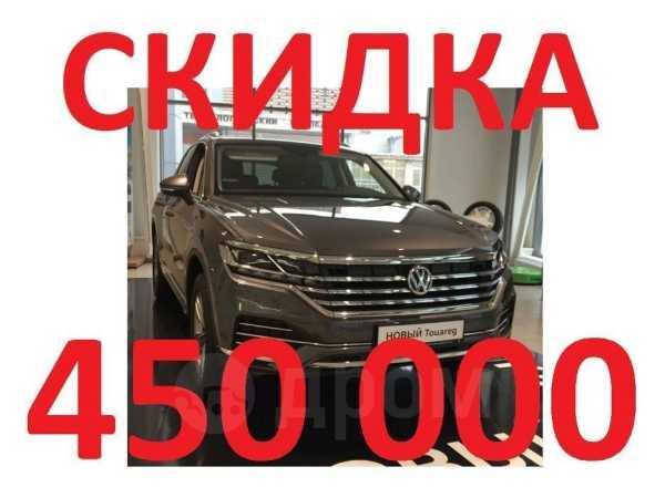 Volkswagen Touareg, 2018 год, 4 950 000 руб.