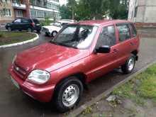 Барнаул Niva 2008
