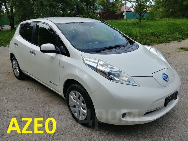 Nissan Leaf, 2013 год, 410 000 руб.