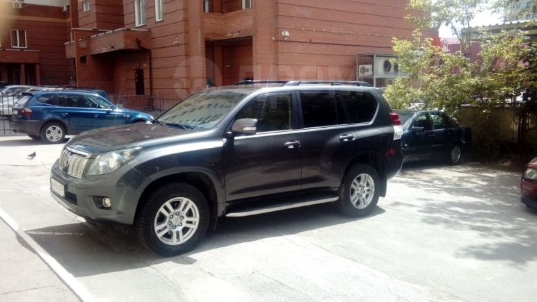 Toyota Land Cruiser Prado, 2011 год, 1 840 000 руб.