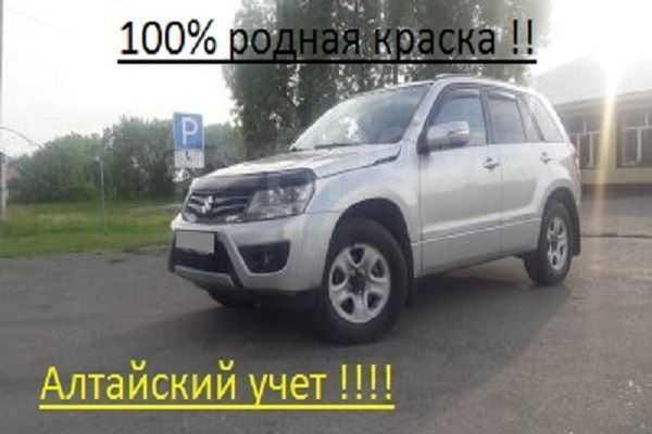 Suzuki Grand Vitara, 2013 год, 909 000 руб.