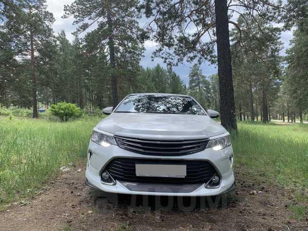 Toyota Camry, 2016 год, 1 500 001 руб.