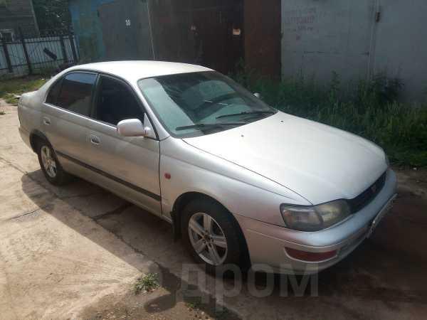 Toyota Carina E, 1997 год, 75 000 руб.