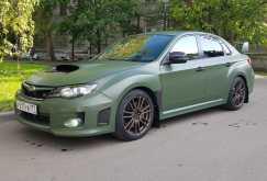 Москва Impreza WRX STI