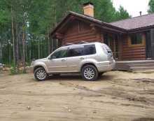 Новосибирск X-Trail 2002