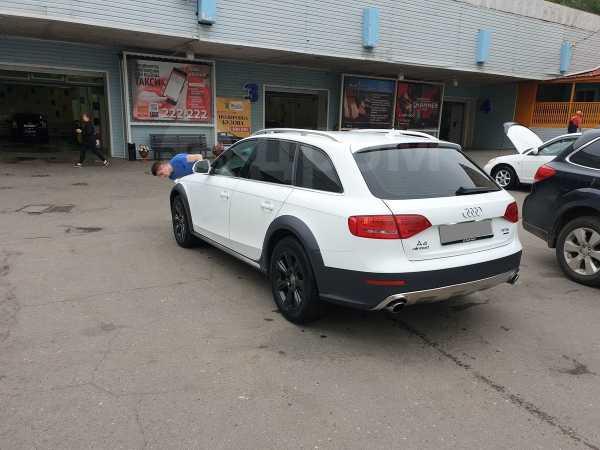 Audi A4 allroad quattro, 2010 год, 700 000 руб.