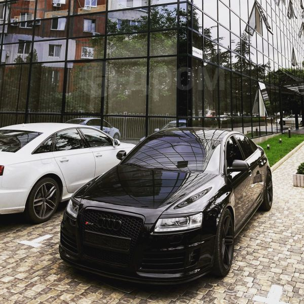 Audi RS6, 2009 год, 2 100 000 руб.