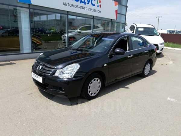 Nissan Almera, 2014 год, 469 000 руб.