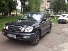 Владивосток LX470 2005