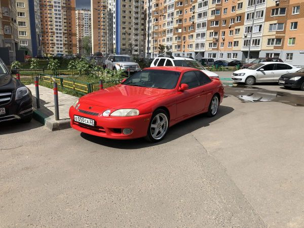 Toyota Soarer, 1997 год, 1 000 000 руб.