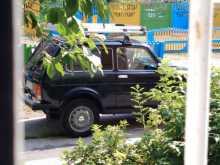 Томск 4x4 2121 Нива 2014