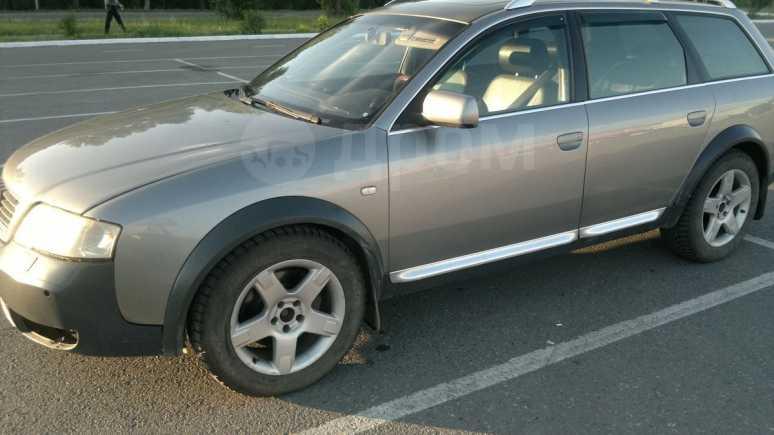 Audi A6 allroad quattro, 2002 год, 310 000 руб.