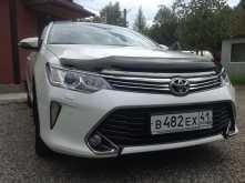 Петропавловск-Камчатский Toyota Camry 2016