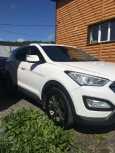 Hyundai Santa Fe, 2012 год, 1 125 000 руб.